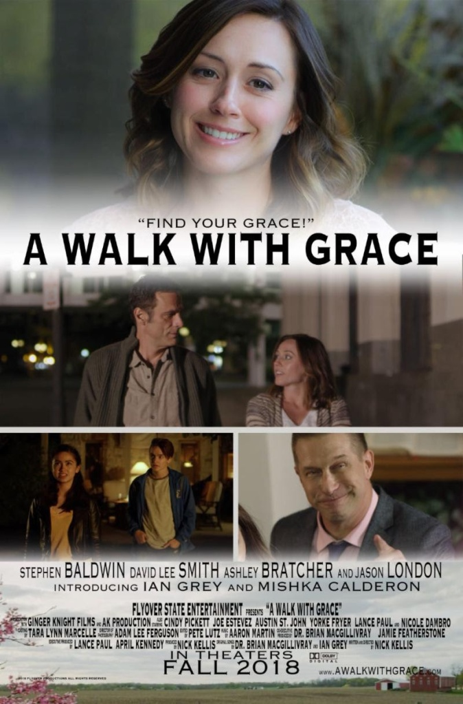Image 1 - A Walk With Grace Poster